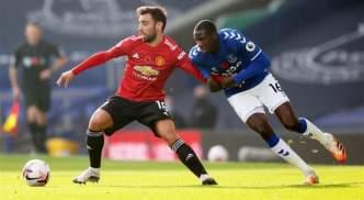 Bruno Fernandes: Player Rating and Performance v Everton