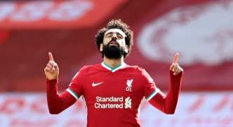 Salah has made a strong start to the new season