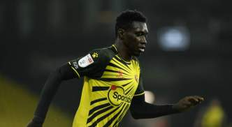 Sarr was fantastic in the win for Watford