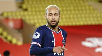 Neymar bagged a hat-trick against Basaksehir