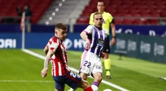 Atletico Madrid defender Kieran Trippier