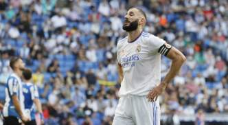 Benzema scored but could not save Real Madrid
