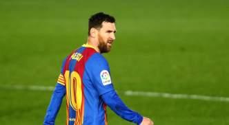 Lionel Messi saw his Clasico drought continue