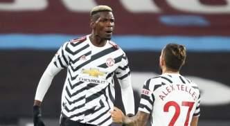 Paul Pogba scored a wonderful goal against West Ham