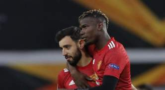It was a famous night for Man Utd against Roma