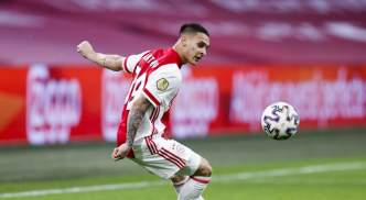 Ajax winger Antony is a rising star to watch