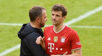 Thomas Muller continued his amazing run