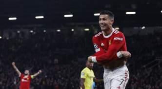 Ronaldo scored a dramatic winner