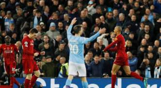 Manchester City failed to come from behind at Anfield on this occasion (Credit: Pro Shots)