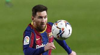 Lionel Messi is a Champions League great