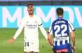 Real Madrid 1-2 Alaves: Miserable Madrid suffer Hazard injury blow