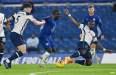 Chelsea 0-0 Tottenham: Mourinho's men return to top of Premier League