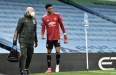 Rashford set to miss out - How Manchester United could line up against Leeds