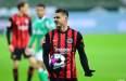 Man Utd target Andre Silva stars for Frankfurt even in Werder loss