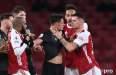 Arsenal 0-1 Burnley, Player Ratings: Idiotic Xhaka & awful Aubameyang cost Gunners