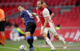 Daley Blind collapses during Ajax friendly