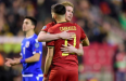 Euro Qualifying Team of the Round: Stars from Germany, Belgium, Italy, and the Netherlands
