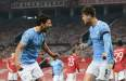Man Utd 0-1 Man City: Holders into fourth consecutive final