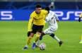 Jadon Sancho: Player Rating and Performance v Club Brugge
