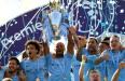 Manchester City celebrate famous domestic treble - the 2018/19 Premier League