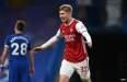 Chelsea 0-1 Arsenal: Smith Rowe stars as Jorginho toils