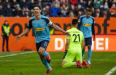Bundesliga: Stindl best of the Bundesliga but Bayern players dominate again