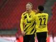 Erling Haaland's dry spell stretches to 495 minutes as Dortmund bag late winner against Stuttgart