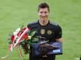 European Golden Shoe 2020/21: Lewandowski wins with Messi & Ronaldo on podium