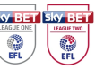 English League One & Two promotion and relegation decided
