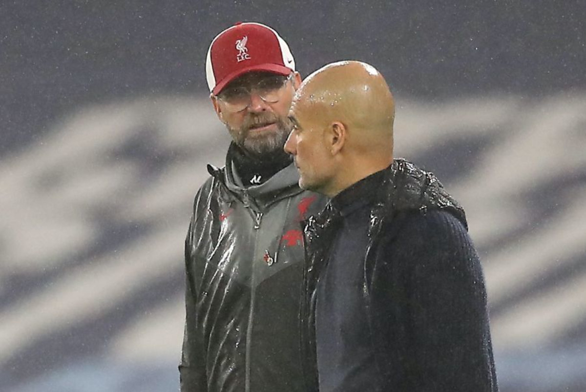 How Liverpool and Man City could line up in Premier League clash