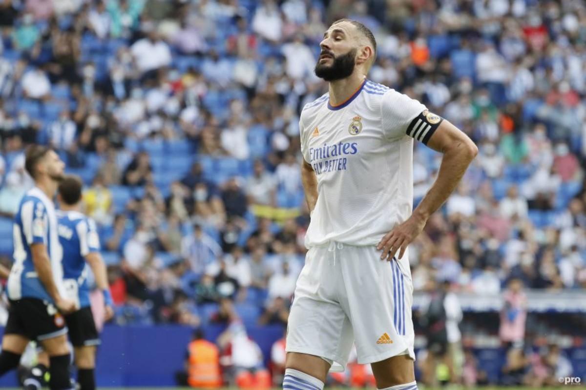 European Golden Shoe 2021/22: Benzema extends lead despite Real Madrid woe