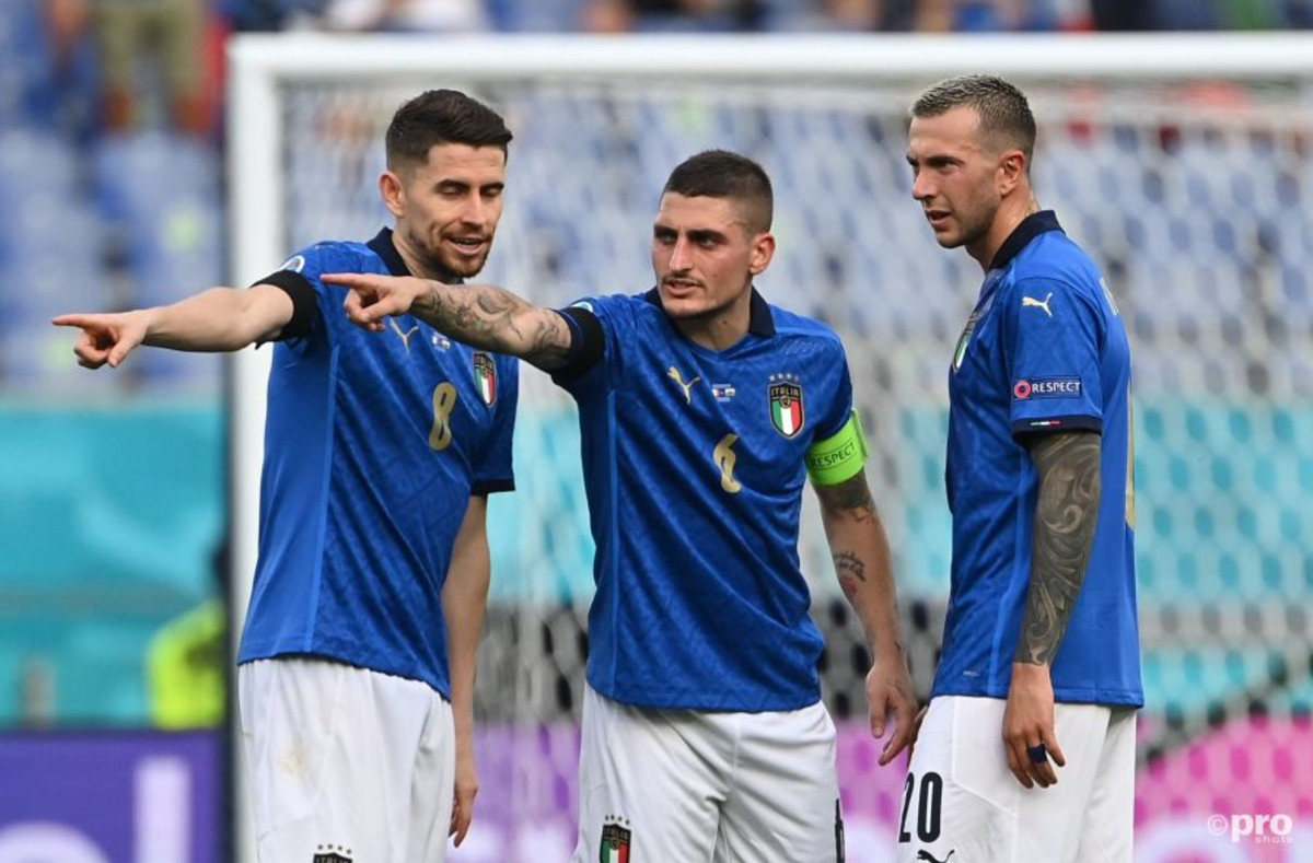 How Italy and Spain could line up in Nations League semi-final